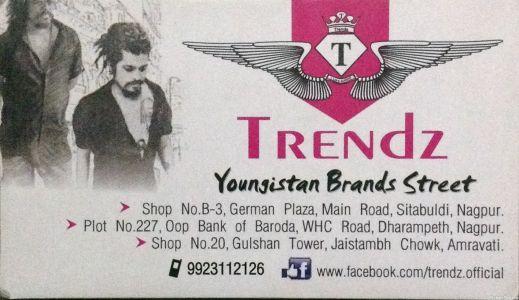 Trendz Youngistan Brands Street