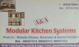 A&A Modular Kitchen