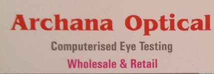 Archana Opticals