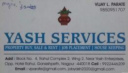 Yash Services