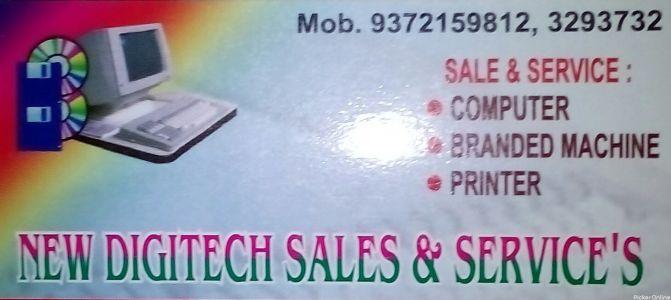 New Digitech Sales & Service