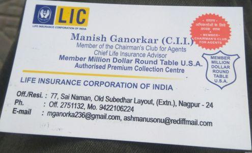 Manish Ganorkar (C.I.I.)