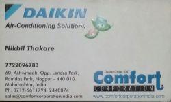 Daikin Air Conditioning Solution