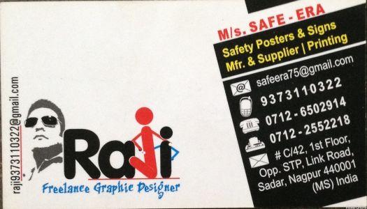 Raji Freelance Graphics Designer