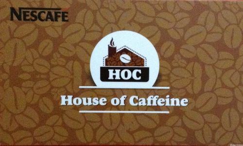 House Of Caffeine