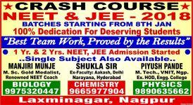 Arun K. Shukla Chemistry Classes