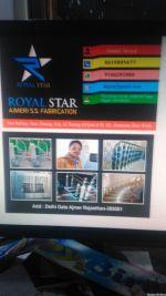 Royal Star Ajmeri Steel SS Fabrication