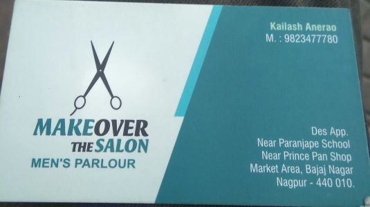 Makeover The Salon