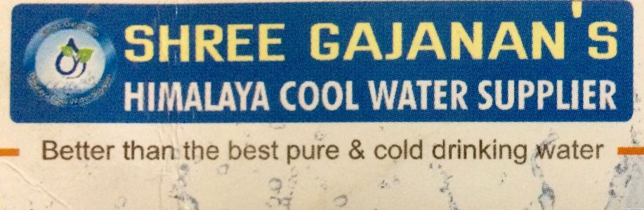 Shree Gajanan's Himalaya Cool Water Supplier
