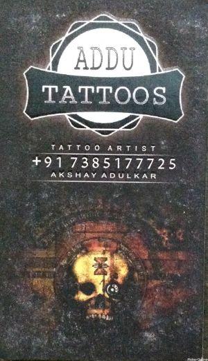 Addu Tattoos
