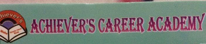 Achievers Career Academy
