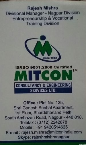 Mitcon Consultancy And Engineering Services Limited
