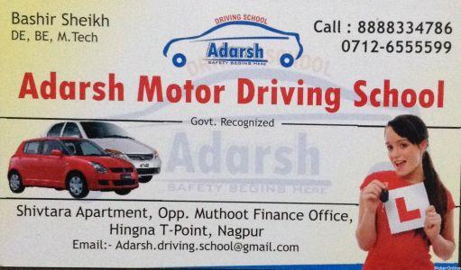 Adarsh Driving School