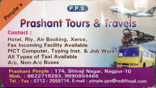 Prashant (PPS) Tours & Travels