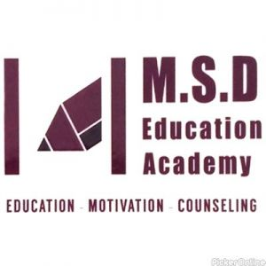 M.S.D. Education Academy
