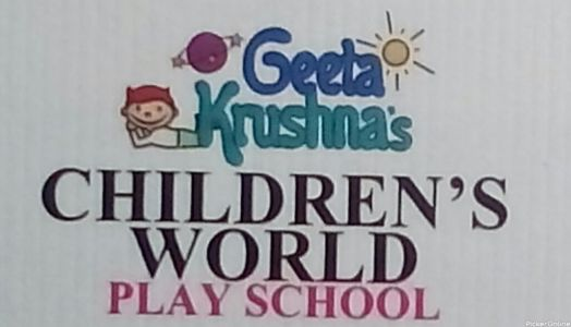 Geeta Krushna's Children's World Play School