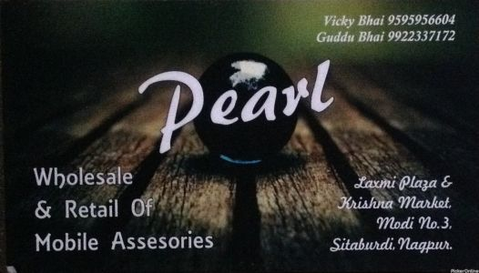 Pearl Wholesale & Retail Of Mobile Accessories