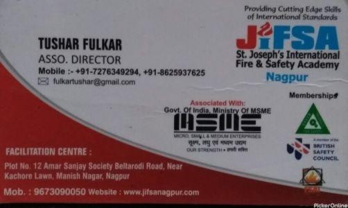 St. Joseph's International Fire & Safety Academy