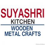 Suyashri Kitchen Wooden Metal Crafts
