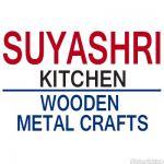 Suyashri Kitchen Wooden Metal Crafts