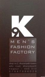 9K Men's Fashion Factory