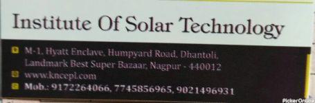 Kanyaka Institute of Solar Technology