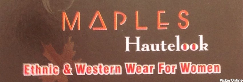 Maples Hautelook