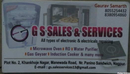 G.S. Sales & Services