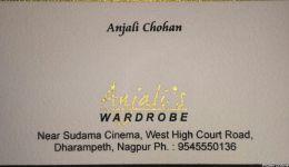 Anjali's Wardrobe