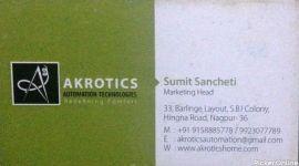 Akrotics Automation Technologies