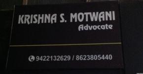 Advocate Krishna S. Motwani