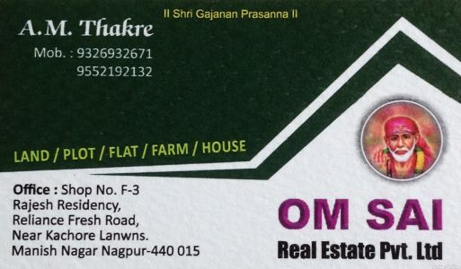 Om Sai Real Estate Pvt. Ltd.
