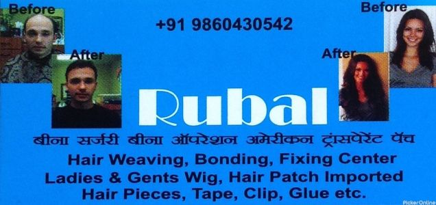 Rubal Hair Weaving
