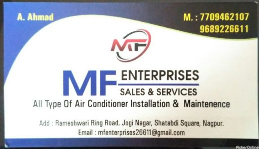 MF Enterprises Sales & Services