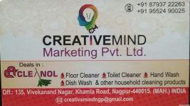 Creativemind Marketing Pvt. Ltd.