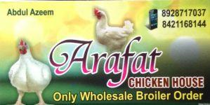 Arafat Chicken House