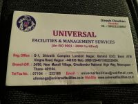 Universal Facility And Managment Services