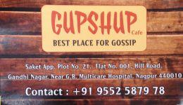 Gupshup Cafe