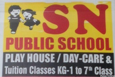 S N Public School