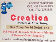 Creation Printers & Advertising