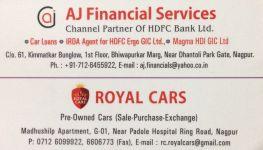 AJ Financial Services