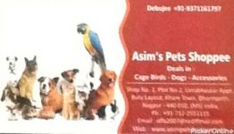 Asim's Pets Shoppee