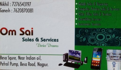 Om Sai Sales And Services