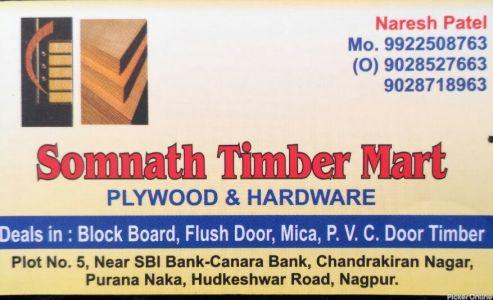 Somnath Timber Mart
