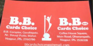 B.B Cards Choice