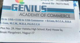 Genius Academy Of Commerce