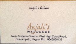 Anjali Wardrobe