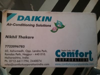 Dikin Air Conditioning Solutions
