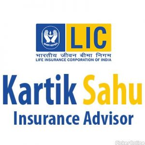 Kartik Sahu LIC Insurance Advisor