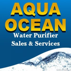 Aqua Ocean Water Purifier Sales & Services